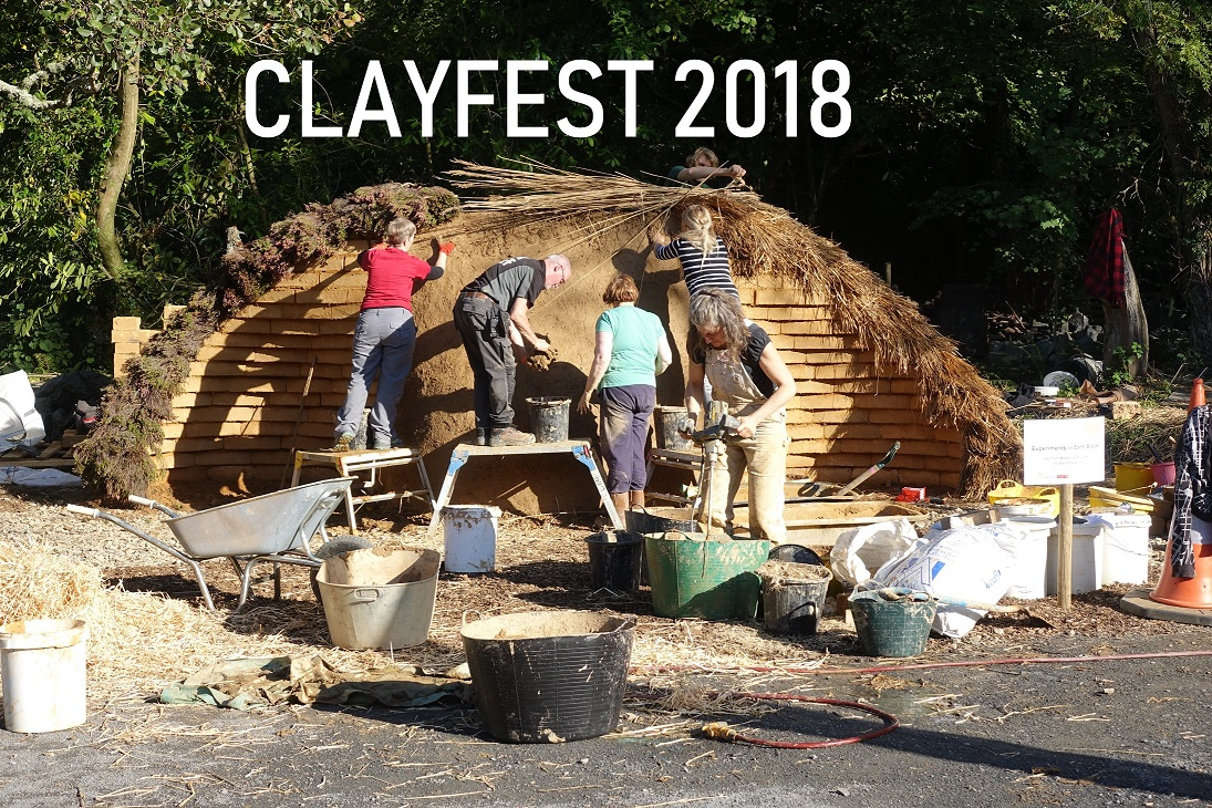 Clayfest saviehitus festival 2018