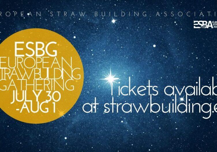 European Straw Building Gathering 2021