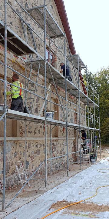 Management renovation project Eestimaaehitus