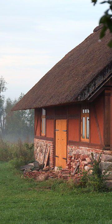 Vana savihoone taastamine Eestimaaehitus